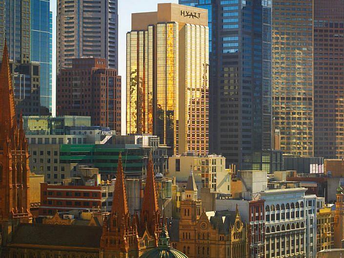 Grand Hyatt Melbourne, Australia