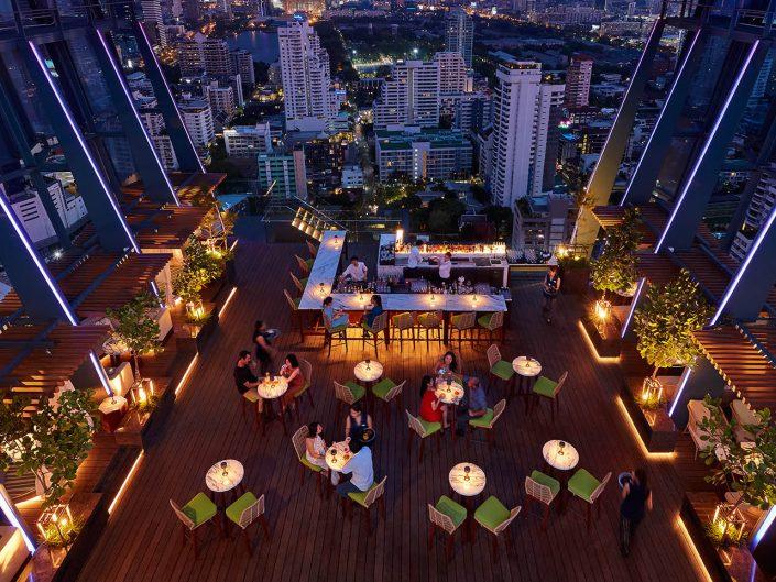 Hyatt Regency Bangkok, Thailand